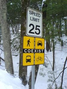 Coexist!